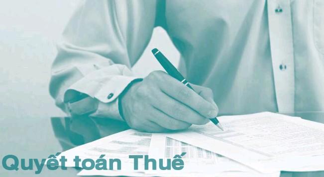 Kinh nghiệm về quyết toán thuế