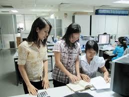 Nhận sinh viên thực tập kế toán