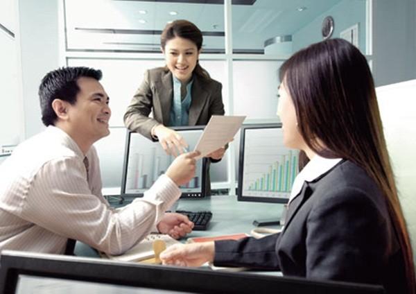 Báo cáo tài chính giá rẻ tại Thanh Xuân