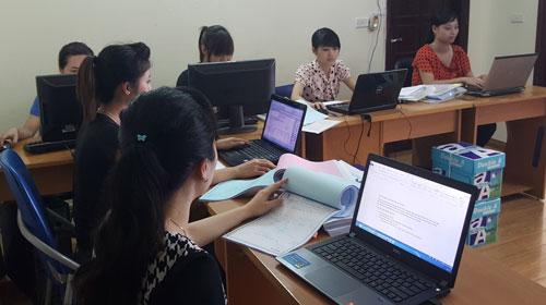 Dịch vụ làm BCTC giá rẻ uy tín tại Hà Nội
