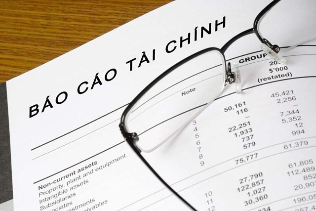 Các bước lập báo cáo tài chính cuối năm