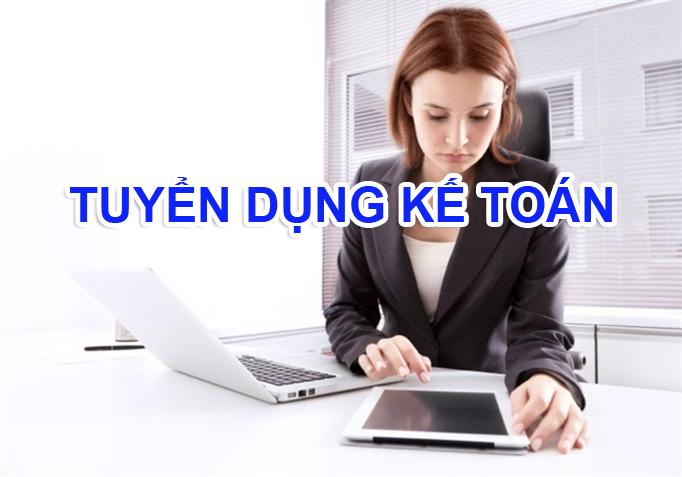 Tuyển dụng kế toán thuế lương cao
